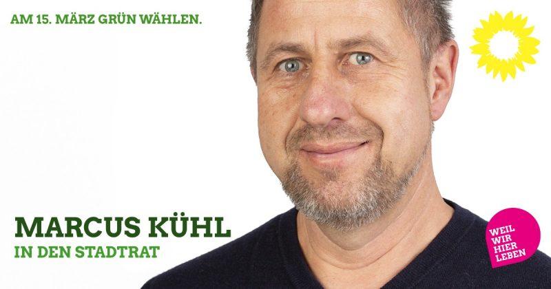 Marcus Kühl ProBahn kandidiert für Stadtrat Kaufbeuren