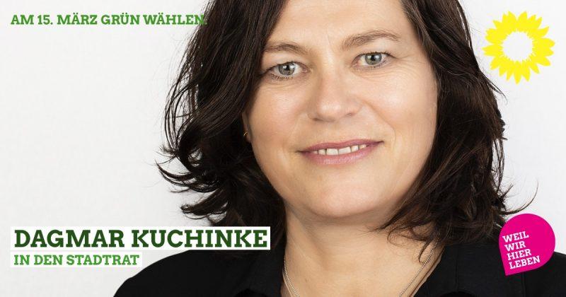 Dagmar Kuchinke Kommunalwahl Kaufbeuren