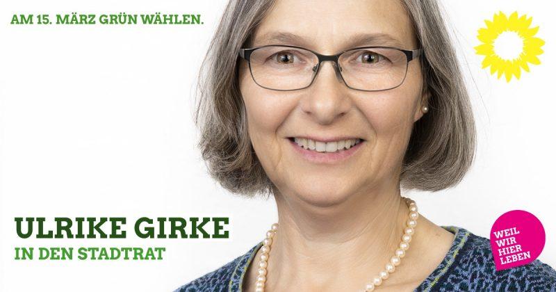 Stadtratskandidatin Ulrike Girke für Kaufbeuren