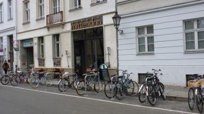 Fahrradständer Berlin