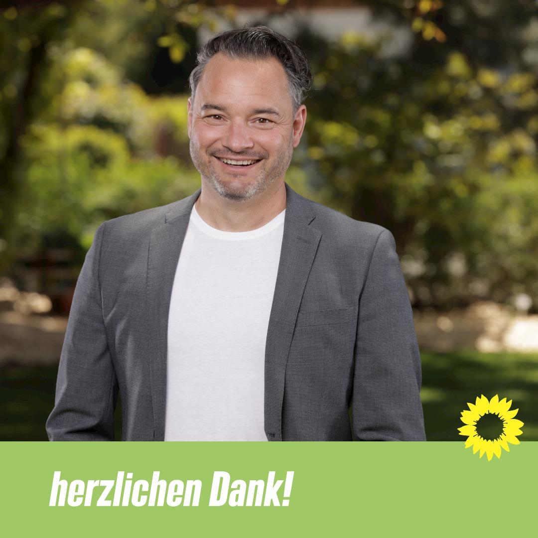 Dankesworte unseres Bundestagskandidaten Daniel Pflügl