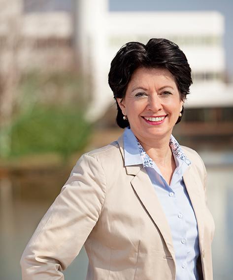 Europaabgeordnete Barbara Lochbihler (Foto: Olaf Köster)