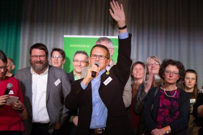 Oliver Schill als Oberbürgermeister Kaufbeuren