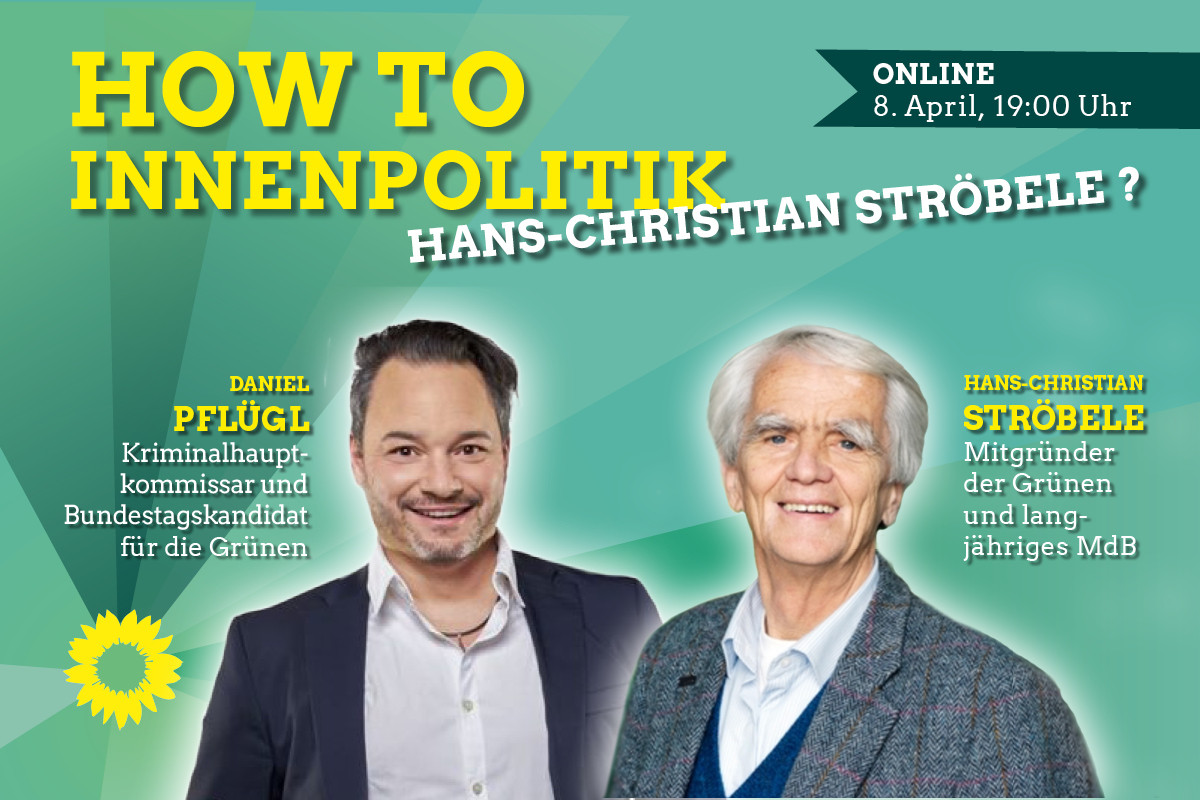 How to Innenpolitik  Hans-Christian Ströbele?