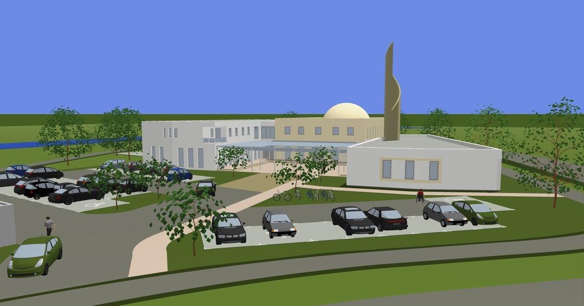 Der erste Schritt in Richtung Umzug und Neubau Moschee ist getan.