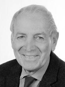 Rolf Köhler, † 2015