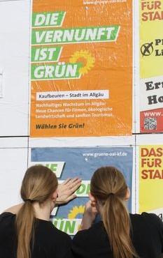 Plakatieren 2014
