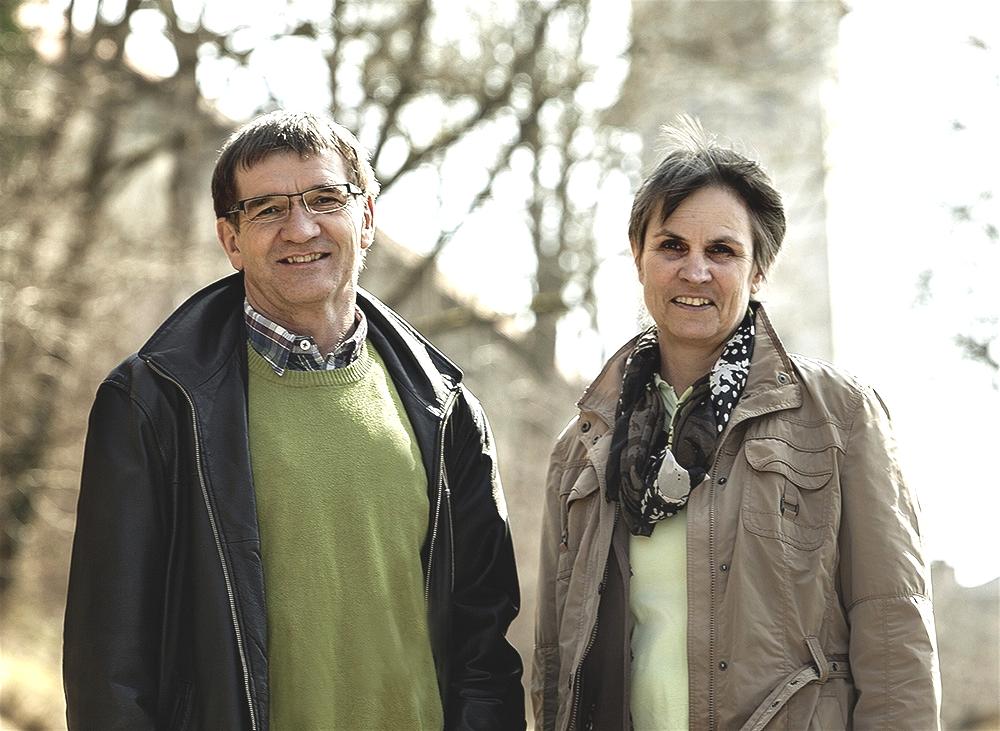 Ortssprecher Kaufbeuren: Ulrike Seifert und Martin Sirch