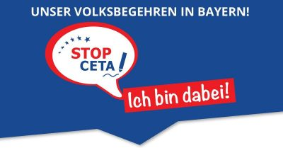 Volksbegehren Ceta