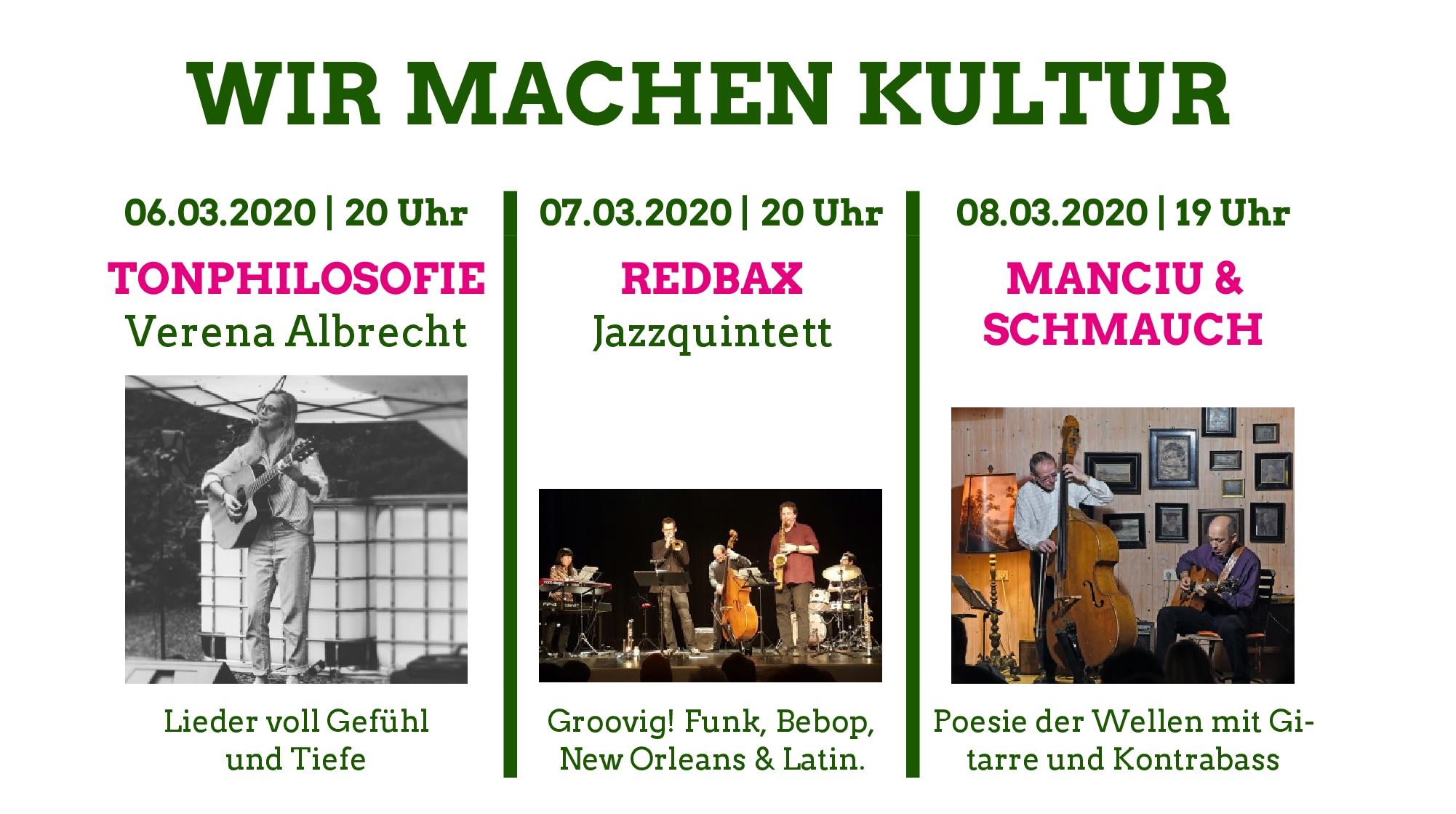 GreenLounge im Kaisergäßchen öffnet mit musikalischen Highlights