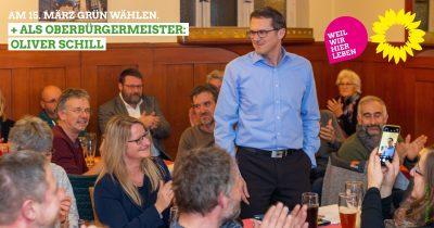 Kaufbeurer Oberbürgermeister Oliver Schill