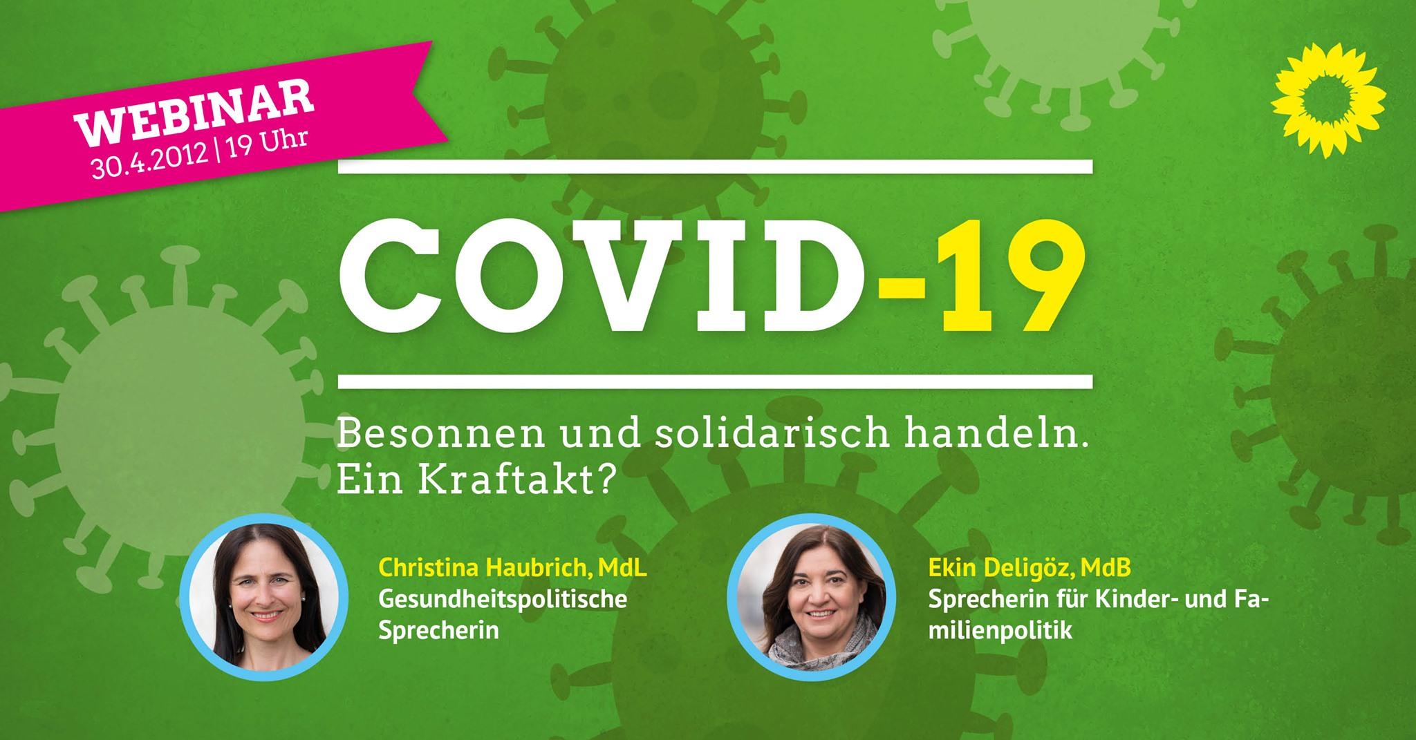 COVID-19 Besonnen und solidarisch handeln. Ein Kraftakt?