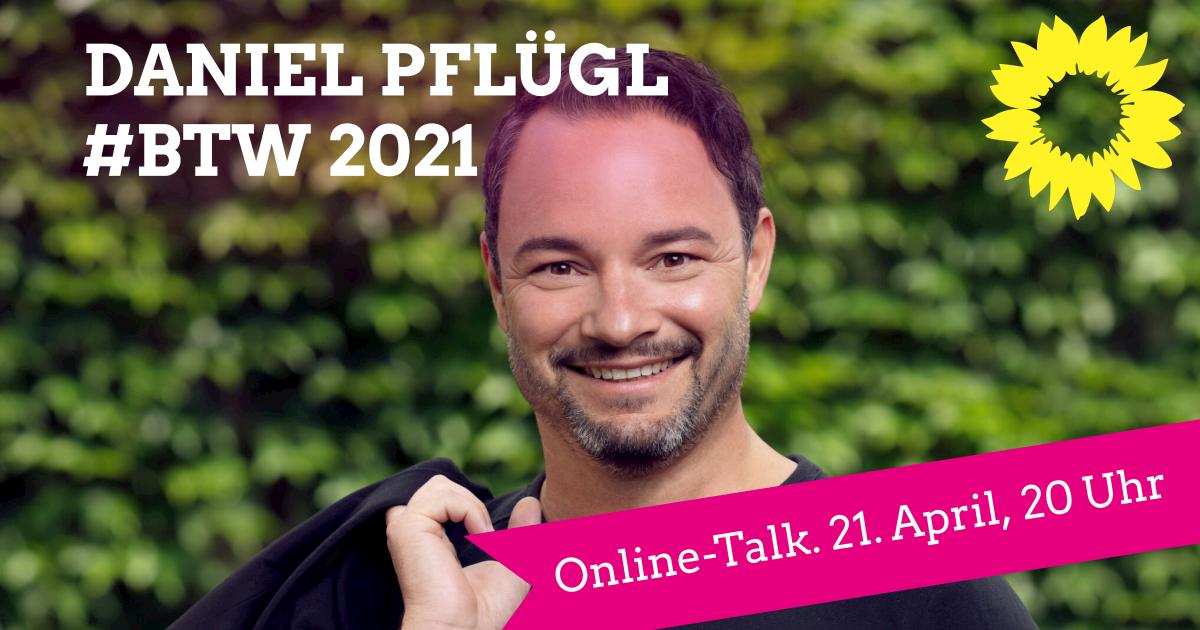 #BTW 2021  –  Für uns in den Bundestag!