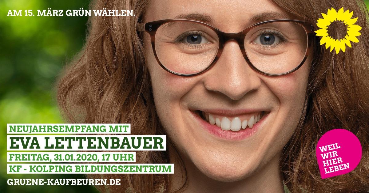 Neujahrsempfang Kaufbeuren Eva Lettenbauer