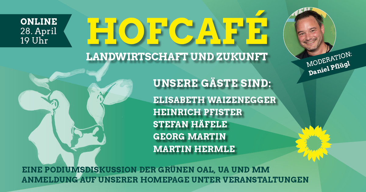 Hofcafé – Landwirtschaft und Zukunft