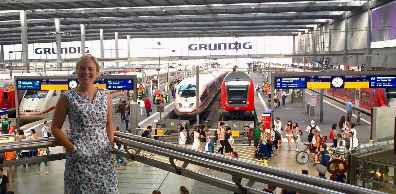 Bürgersprechstunde im Zug. Anmeldung bis spätestens 26. Juni 2017.
