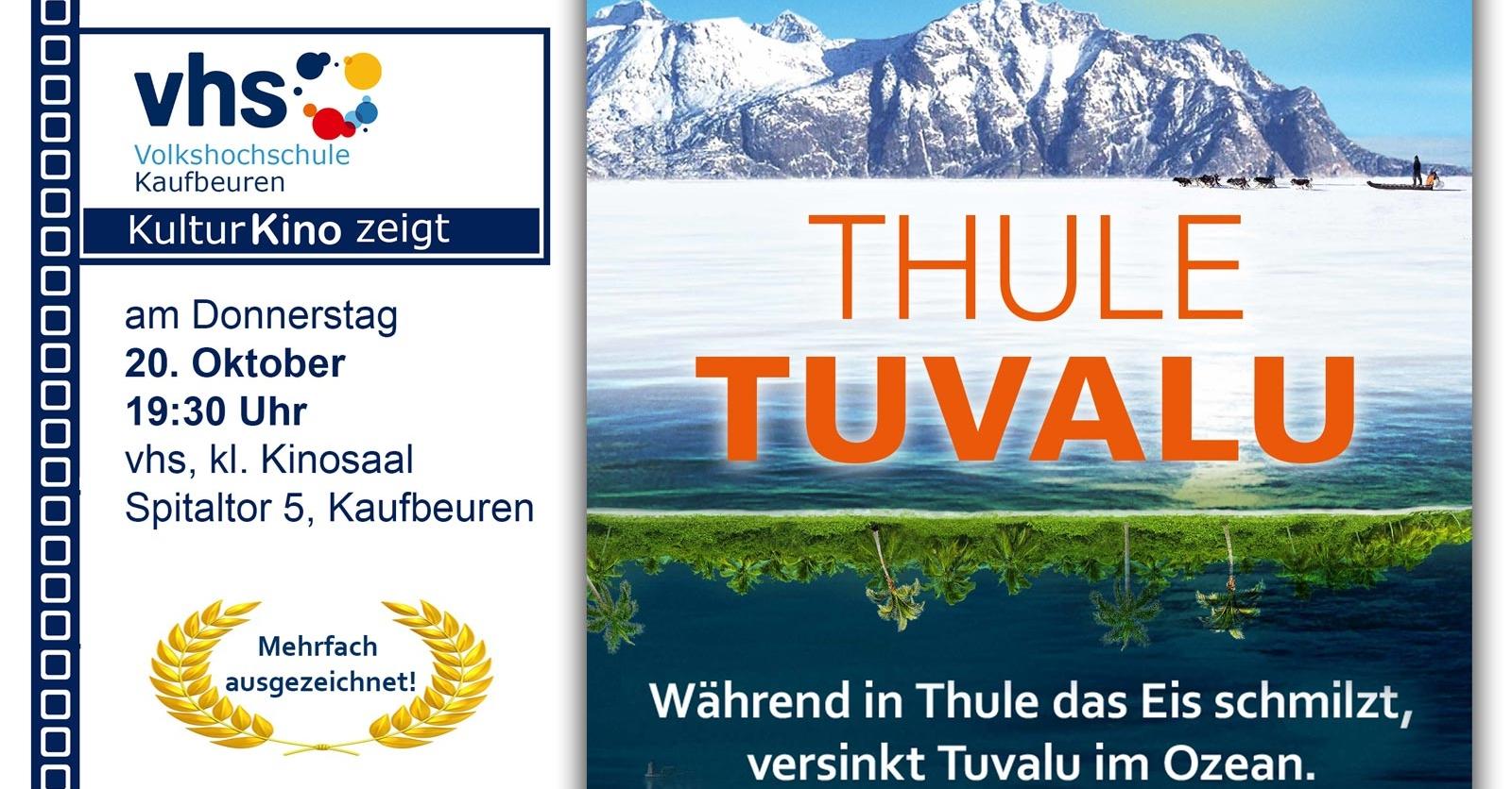 20.10.2016: Thule Tuvalu.